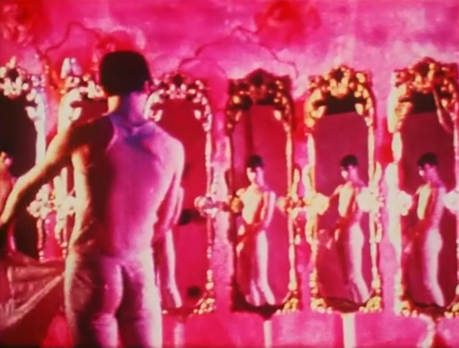 Club Silencio: Obscure Beauty: Pink Narcissus (1971)